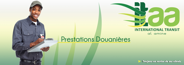 Prestations Douanières